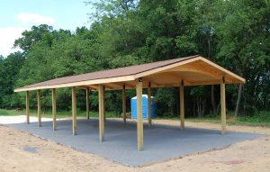 The New Pavilion